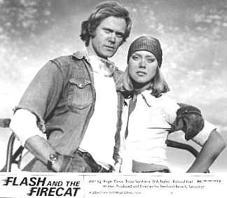 Photos Of Flash And The Firecat 1976 Movie Flash And