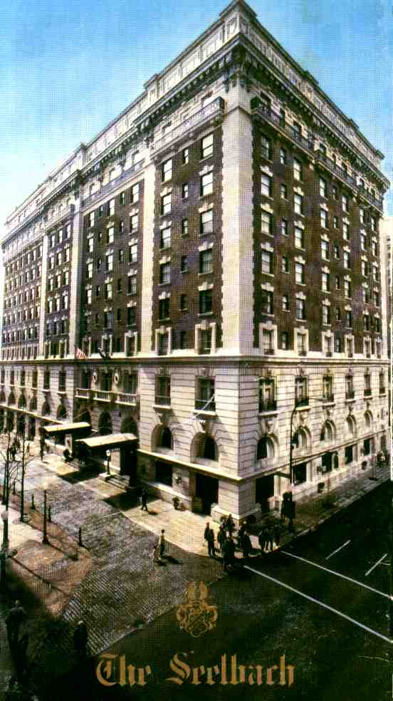 Seelbach Hotel - ROGER DAVIS ONLINE - PHOTO GALLERY PART 2